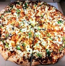 california chicken pizza
