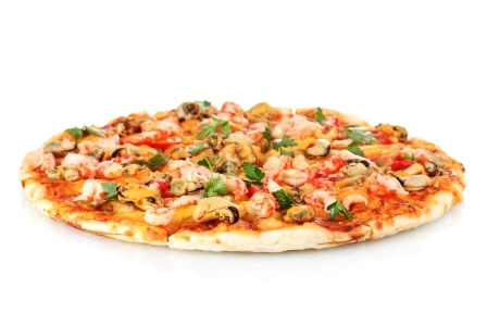 seafood lover's pizza