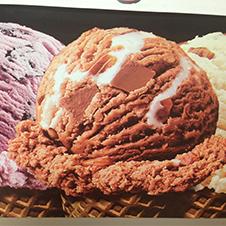 hard ice cream