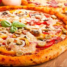 single pizza